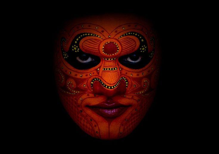 Theyyam Ritual-Rakshasa