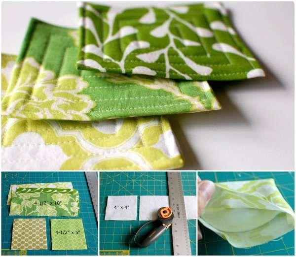 22 idées originales pour recycler vos chutes de tissu - Page 2 sur 3 - Des idées