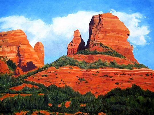 41 Best South West Art Images On Pinterest Landscape