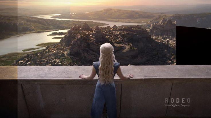 Game of Thrones, Season 4 – Special Effects Breakdown