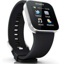 Reloj Pantalla Tactil Sony SmartWatch con Aviso Automatico de llamadas  € 119,99