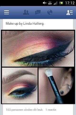Linda hallberg make  up studio