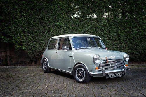 Austin Mini Cooper S (1965)