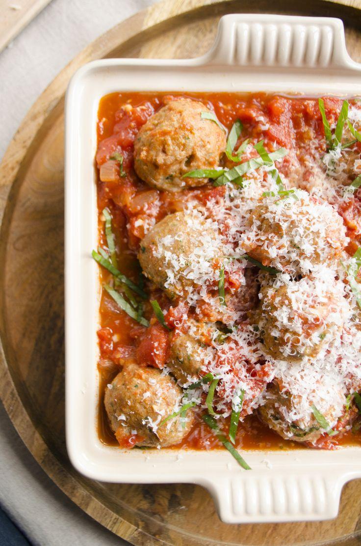Giada's Italian Turkey Meatballs | Giada De Laurentiis