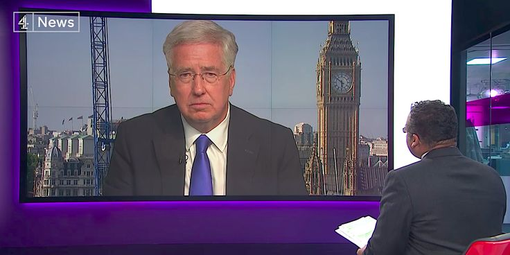Conservative minister Michael Fallon is being ridiculed online after criticising a quote apparently by Jeremy Corbyn — only to be subsequently told it was really written by foreign minister Boris Johnson.  In a televised interview with Channel 4's  http://aspost.com/post/Conservative-minister-slams-Jeremy-Corbyn-quote-—-before-being-told-its-by-Boris-Johnson/30839 #politics #politic #politicians #news #political…