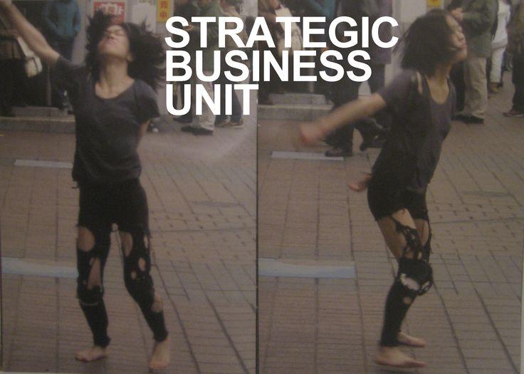 STRATEGIC BUSINESS UNIT magazine #4