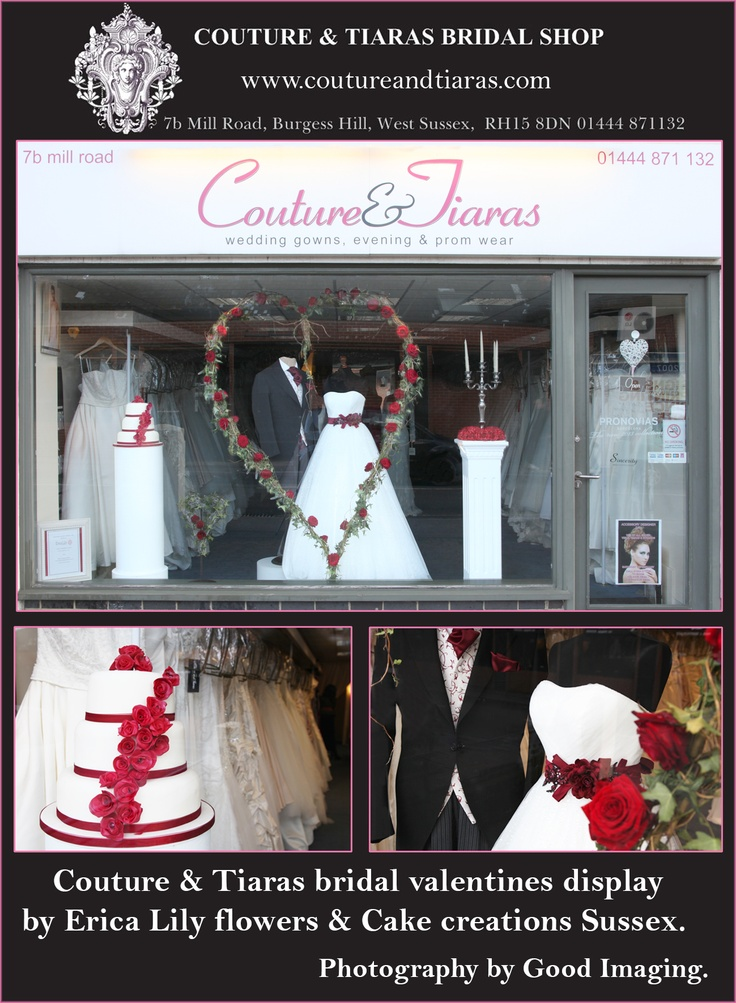 Couture & Tiaras Bridal, West Sussex, cakecreations sussex, Erica Lilly flowers & Good Imaging photography
