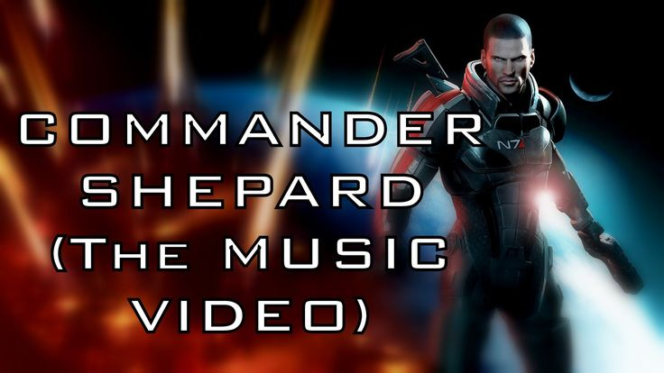 You can fight like a Krogan,  Run like a leopard But you'll never be better than Commander Shepard COMMANDER SHEPARD - The song (OFFICIAL VIDEO) by Miracle Of Sound