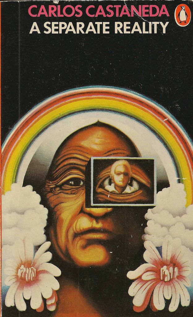 Penguin Book Cover Quotes ~ Penguin books carlos castaneda a separate reality