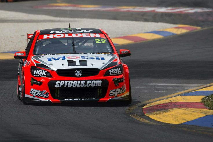 Qualy for Clipsal 2015
