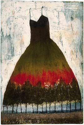 Kirsi Neuvonen, Evening dress