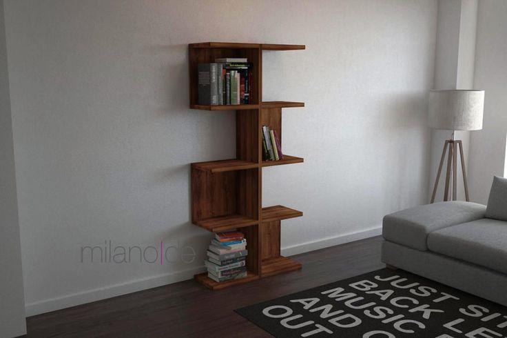 Βιβλιοθήκη Cosimo, Σαλόνια : Βιβλιοθήκες,  Έπιπλα σπιτιού Milanode, Βρείτε εδώ έπιπλα υψηλής ποιότητας και μοντέρνας σχεδίασης σε εξαιρετικές τιμές.