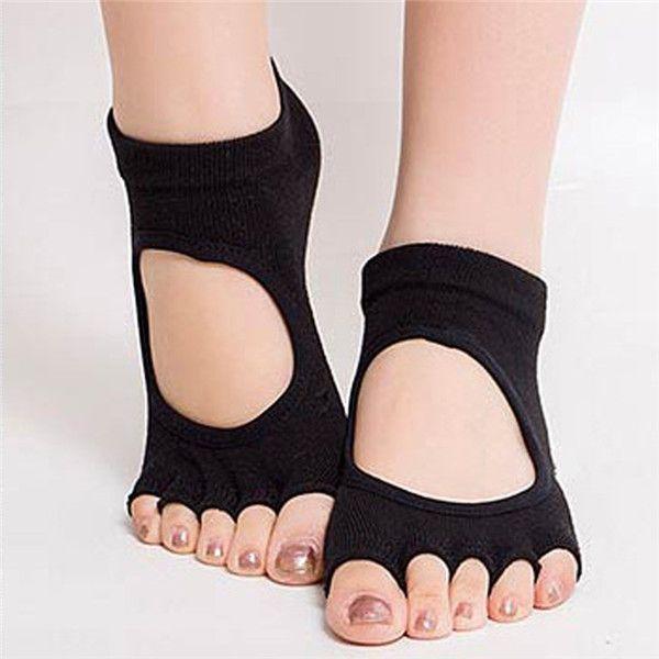 Yoga & Pilates Socks - No Slip