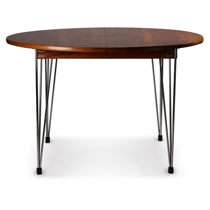 Hans Brattrud Rosewood Table (1960s) | 20th C Design