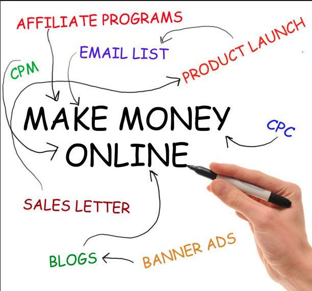 3 Ways to Earn Money Online & Increase Your Net Worth http://everydaypowerblog.com/2014/08/24/ways-to-earn-money/
