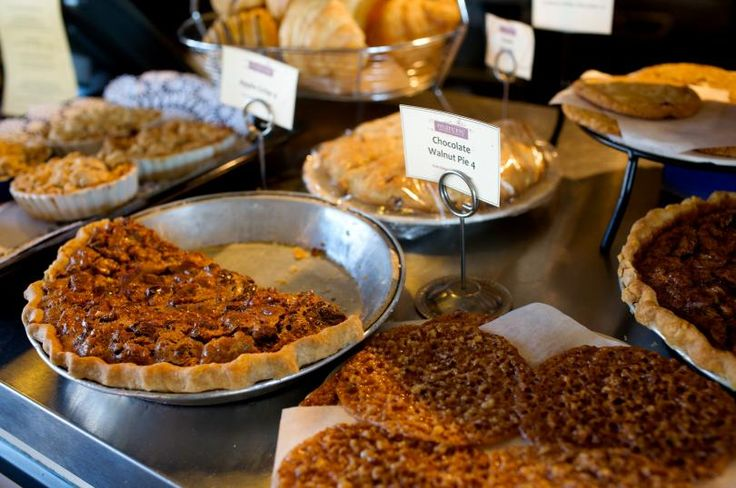 So many food options in Nashville! Marche Artisan Foods