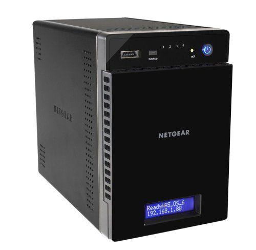 NETGEAR 314 RN31442D-100EUS ReadyNAS 4 Bay Personal Cloud Network Attached Storage (4 x 2 TB Included), iTunes Server, Plex Server, DLNA Media Streaming and RAID - http://Media-Streaming-Devices.co.uk/product/netgear-314-rn31442d-100eus-readynas-4-bay-personal-cloud-network-attached-storage-4-x-2-tb-included-itunes-server-plex-server-dlna-media-streaming-and-raid/