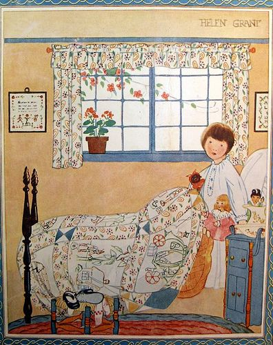 1925 - Artist: Helen Grant