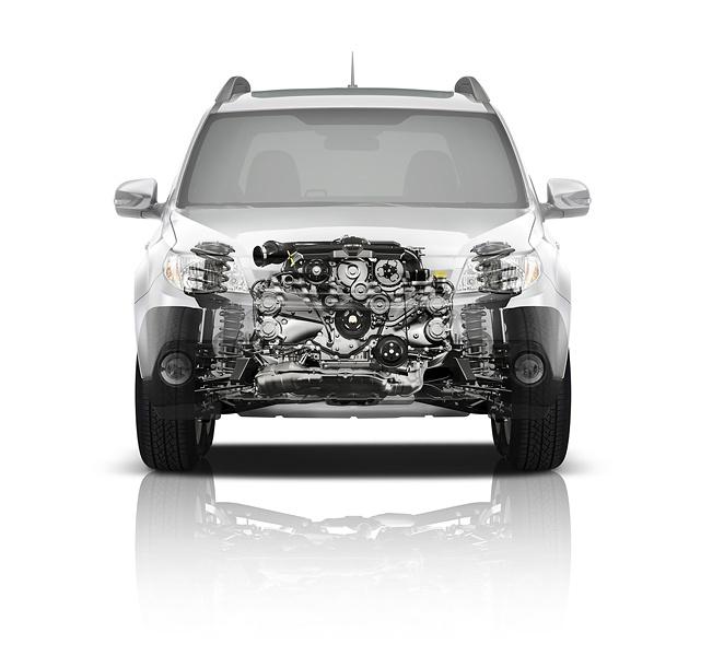 Subaru Forester Boxer Engine   Subaru Forester STI   Subaru forester
