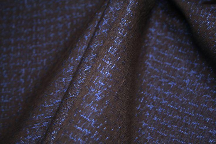Raffinato tessuto jacquard di cotone di UMEfabrics su Etsy