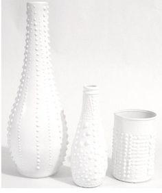 Facile ! : 1 pistolet à colle - vases, pots, bouteilles,même boîtes de conserve et aérosol peinture KEEN 2XL