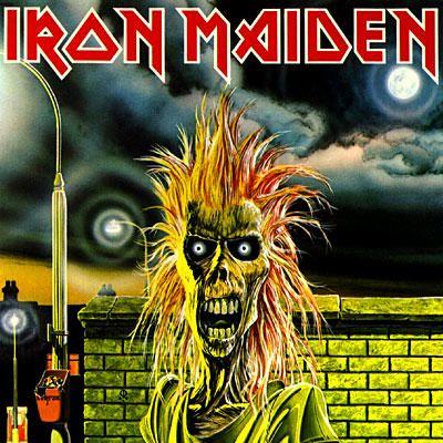 Iron Maiden Album Covers | MetalSucks | LET'S ARGUE ABOUT IRON MAIDEN ALBUM ART