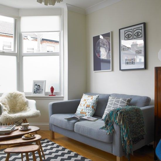 Living area | Let this light and bright home inspire you | housetohome.co.uk