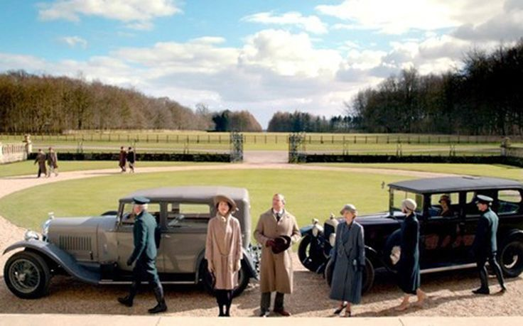 Bid an emotional farewell to the cast of ITV's Downton Abbey with the first trailer for the final season
