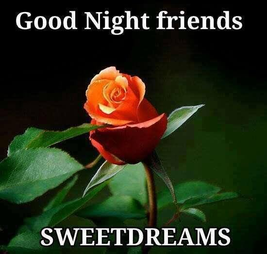 Good Night Friends, Sweet Dreams good night good night quotes good night images