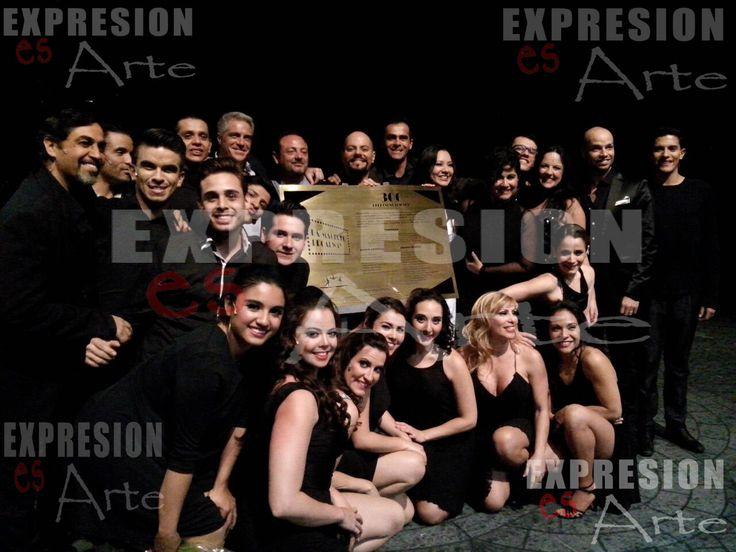 Los musicales de Broadway celebra 300 representaciones