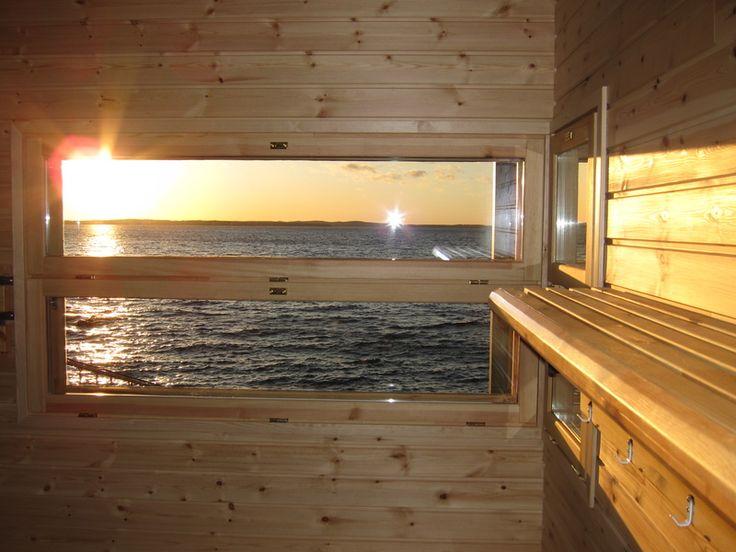 More public saunas: Kaupinoja sauna in English - Tampereen Talviuimarit