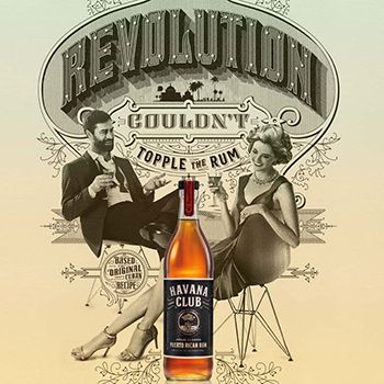Bacardi unveils new Havana Club rum and design