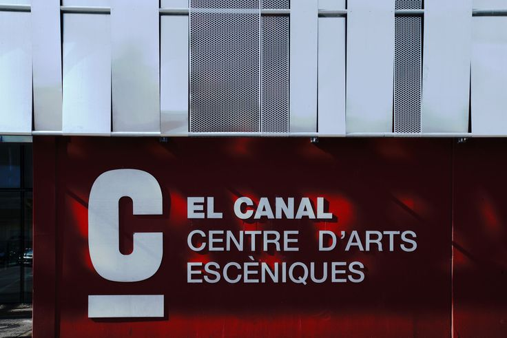 El Canal, Centre d'Arts Escèniques. Salt/Girona / El Canal, the Salt/Girona Performing Arts Centre. TopGirona nº 50