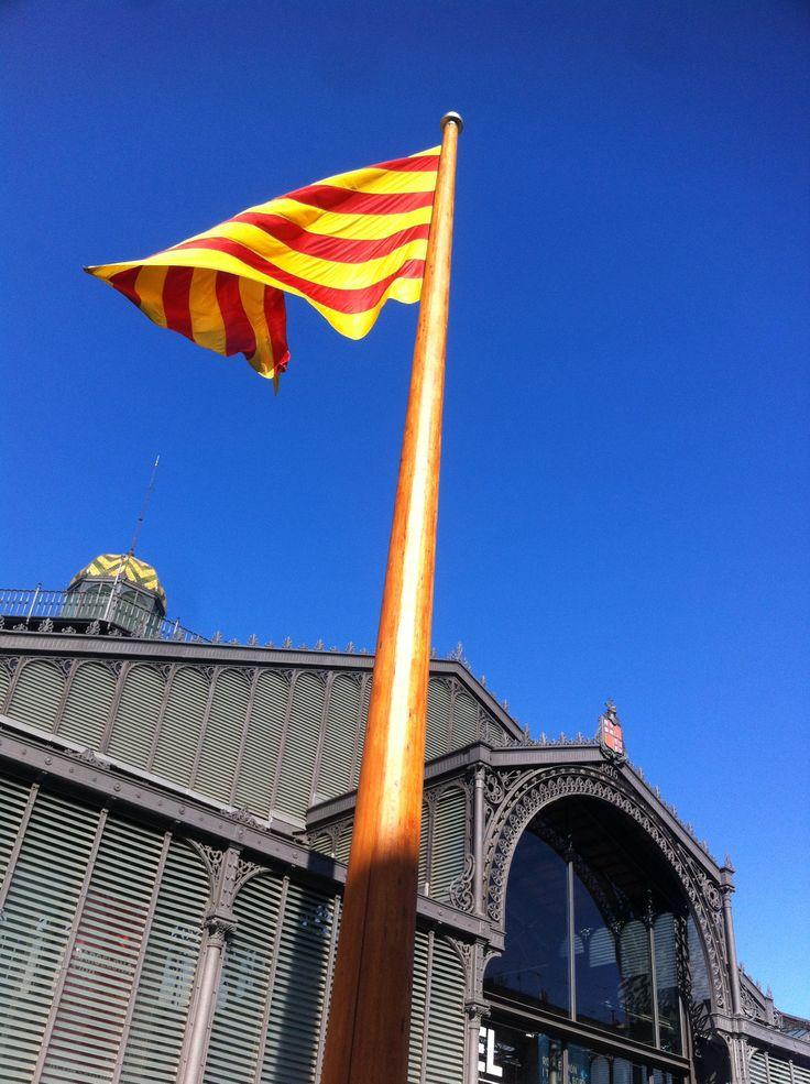 El Born Centre Cultural, Barcelona, Catalunya.