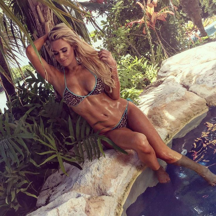 #WWE #Lana #CJ_Perry