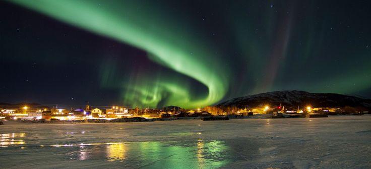 atlin northen lights