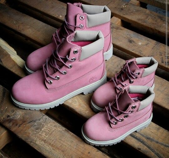 Like Mother/Like Daughter(matching pink tims)