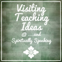 Visiting teaching messages for each month.. with tons and tons ideas!