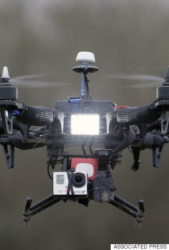 Future Of Violence: Drones, Germs, Hacks...Oh My! | From DIY drones to self-taug...