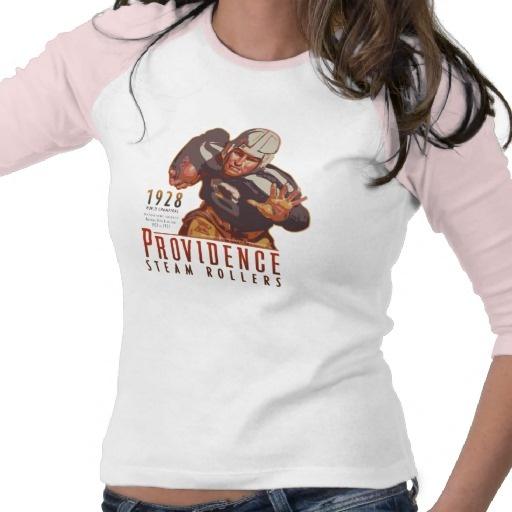 Providence steam rollers rhode island t shirt rhode for T shirt printing providence ri