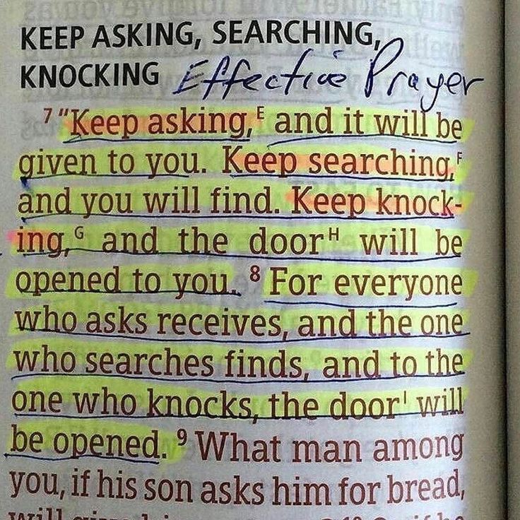 So much truth to this!! But more then that you must believe whatever it is your praying for and have faith it's already taken care of! Strong mind,faith, and hope will see this verse full filled.  If you mind isn't right and your perspectives are off then nothing will change!! :)