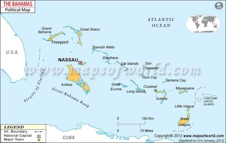 Bahamas Map Recipes to Cook Pinterest Nassau and Cruises