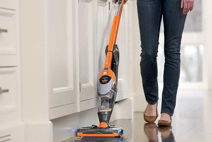 Product Review & Giveaway: Bissell Bolt Ion 2-in-1 Lightweight Cordless Vacuum