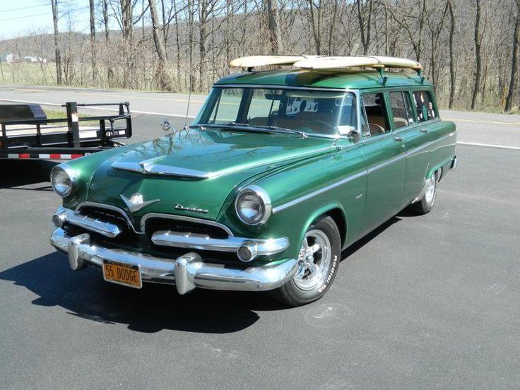 1955 Dodge Sierra Dodge Dodge Wagon Dodge Vehicles