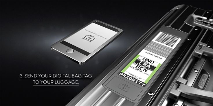 Online check-in is great when travelling hand-baggage only, but doesn't save much time when you have hold baggage. The waiting in line you used to have to do at check-in you now do at the bag…