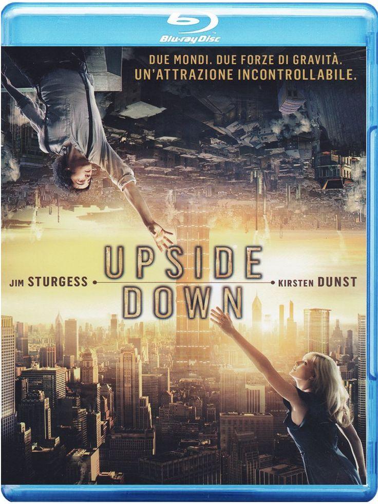 Upside Down Italia Blu Ray Ad Italia Upside Ray Blu Hd Filme Karriere
