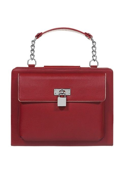 Bag SLIM - iBag Red  MADE IN ITALY  Shop now on www.dezzy.it