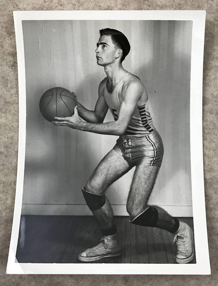 Vintage Sports Photo, Vintage Basketball, Sports Photo, Basketball Photo, Basketball, Vintage Basketball Photo, Man Cave, 1940s Sports by TexomaVintage on Etsy
