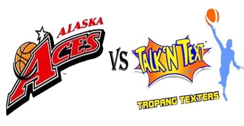 Watch Alaska Aces vs Talk N Text Tropang Texters PBA 2012