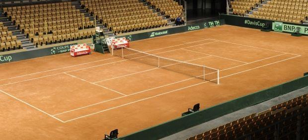 Coupe Davis 2014 : la terre battue, surface choisie pour la finale - www.fft.fr/actualites/fil-d-infos/coupe-davis-2014-la-terre-battue-surface-choisie-pour-la-finale